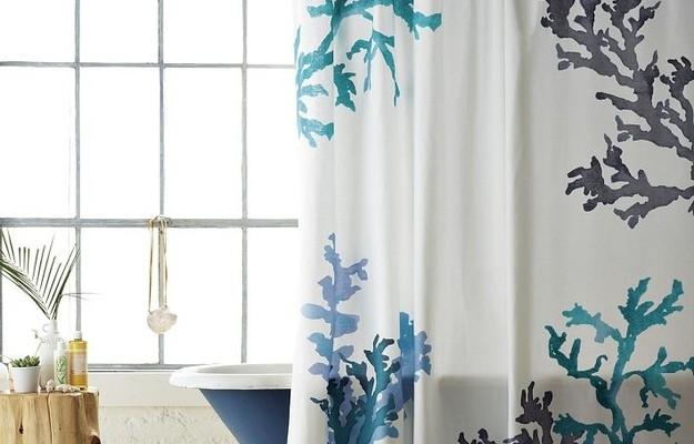 Rendre le rideau de douche impeccable comme neuf